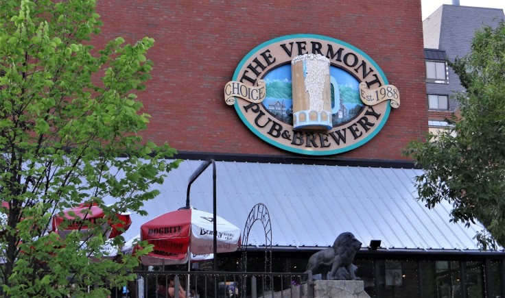 Vermont Pub and Brewery