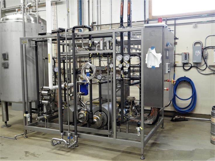 Jackie Os Pasteurizer
