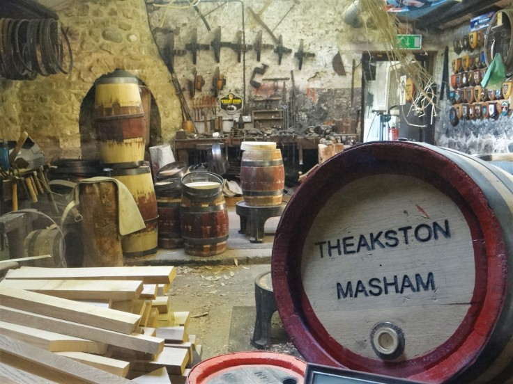 Theakston Cooperage