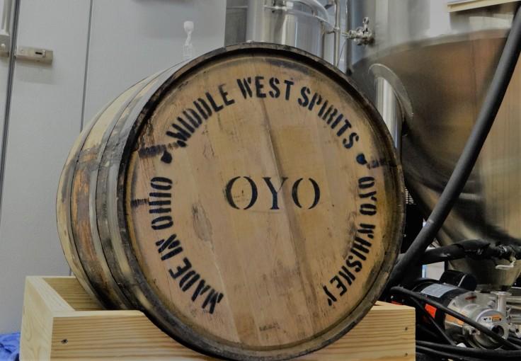 2Tones OYO Bourbon Barrel
