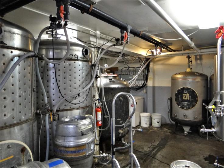 Block 15 Basement Brewhouse
